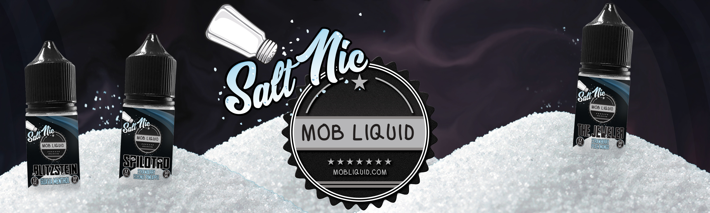 https://www.flavoreliquid.com/Vape-Juice/Salt-Nic-Mob