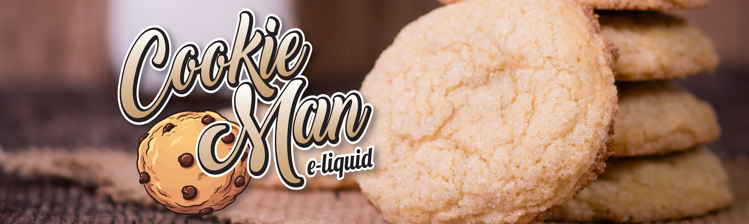 Flavor Vapors | Wholesale E-Liquids | Cookie-Man