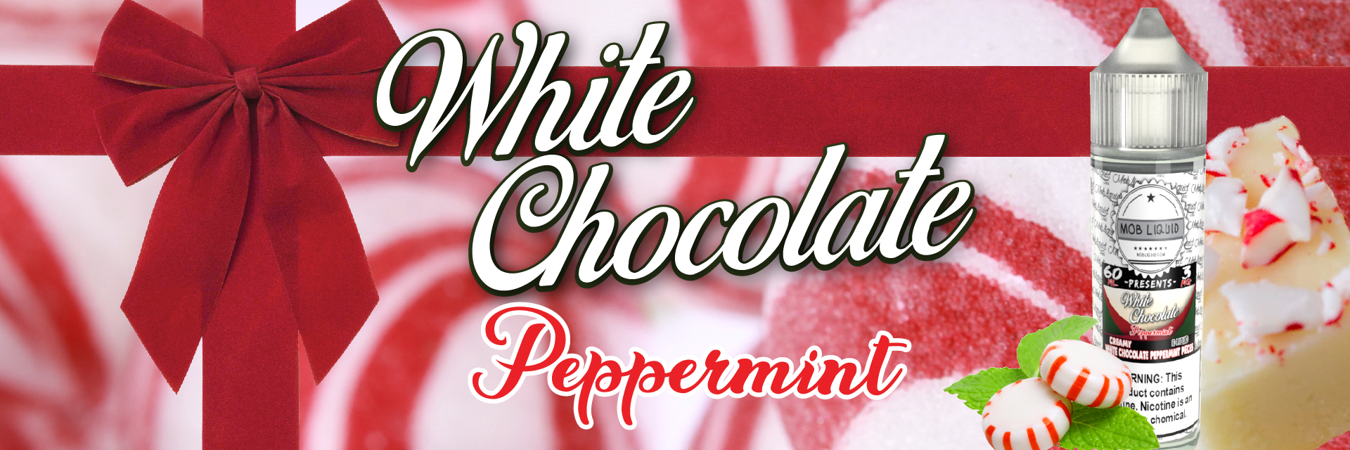 Flavor Vapors | Wholesale E-Liquids | White-Chocolate-Peppermint