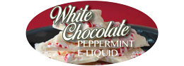 Flavor Vapors | Wholesale E-Liquids | White Chocolate Peppermint