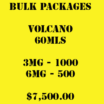 Mob Liquid | Packages | VOLCANO - BULK